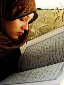 learning the quran to know what is in it