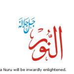 Allah name Al-nur