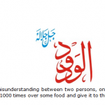 Allah name al-wadod