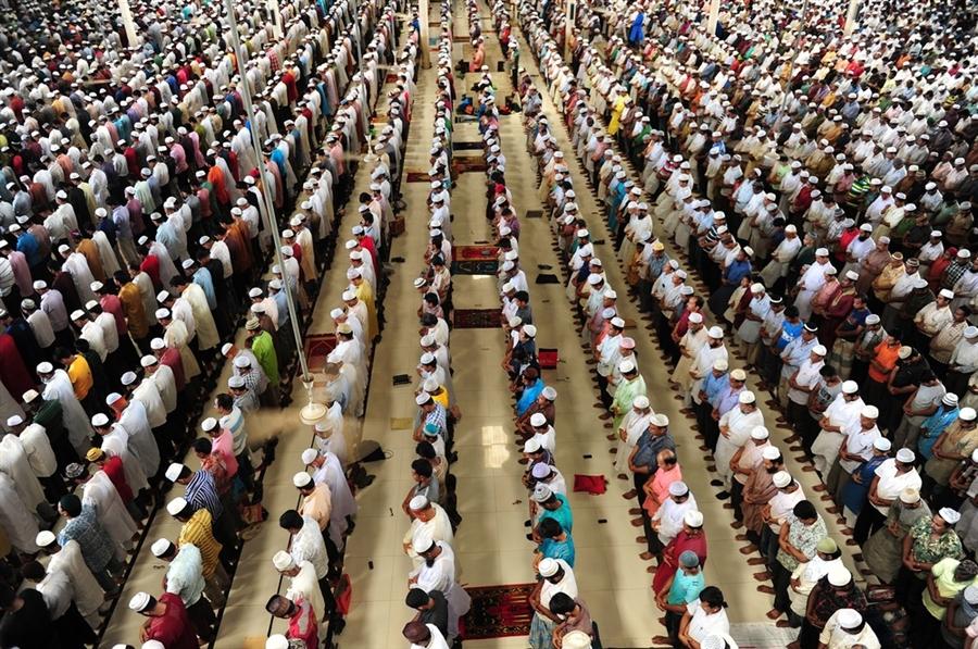 Offring ramadan-trawee