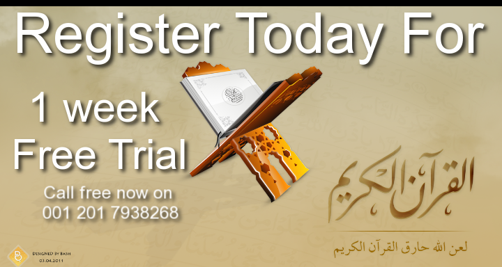 live Quran tutor for your kids