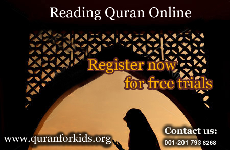 Register free to learn quran online
